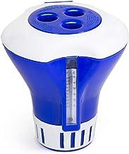 Museourstyty - Dispensador de esterilizador automático para piscina, pastillas de cloro