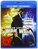 Abraham Lincoln's Zombie War 3D+2D [Blu-ray]
