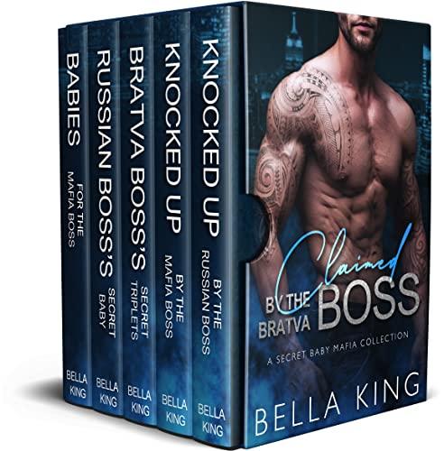 Claimed by the Bratva Boss: A Secret Baby Mafia Romance Collection (English Edition)