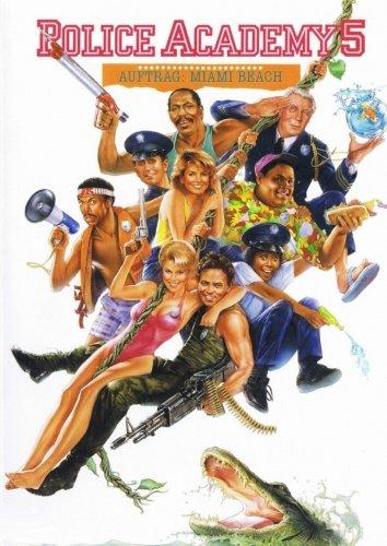Police Academy 5 - Auftrag: Miami Beach [dt./OV]