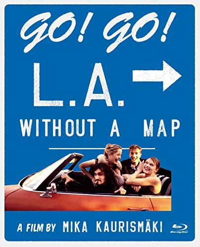 GO!GO!L.A. Blu-ray