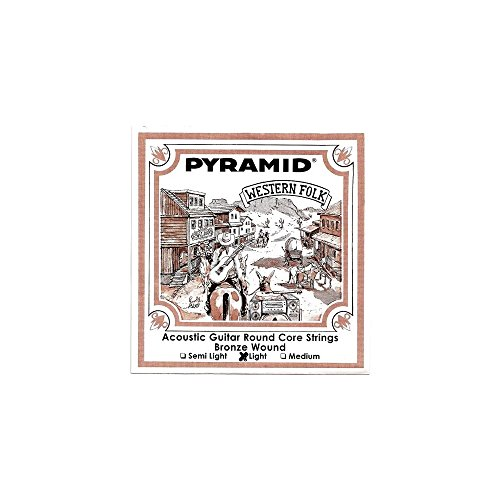 Pyramid Acoustic Guitar ROUND CORE