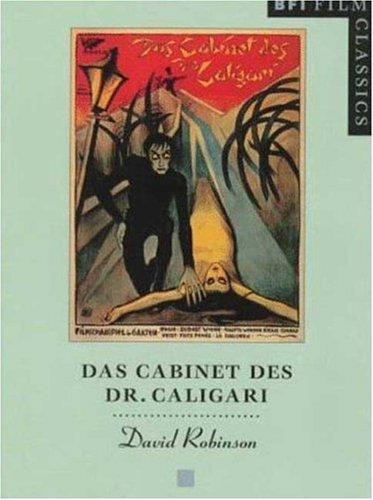 Das Cabinet Des Dr.Caligari (B.F.I. Film Classics)