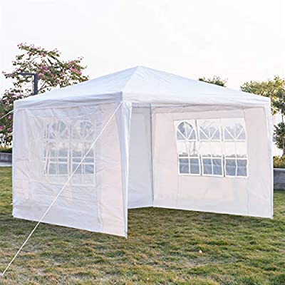 YUN JIN Outdoor Canopy Party Tents,10'x10&#...