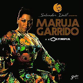 Maruja Garrido en el L'olympia de París (En Directo)