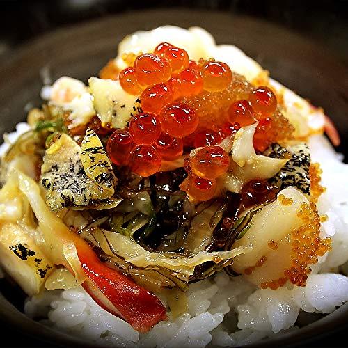 【ヒルナンデスで紹介】 海夢 豪華海鮮丼 「七夕野郎」 北海道 厳選素材使用 お取り寄せで人気 海鮮松前漬 3個