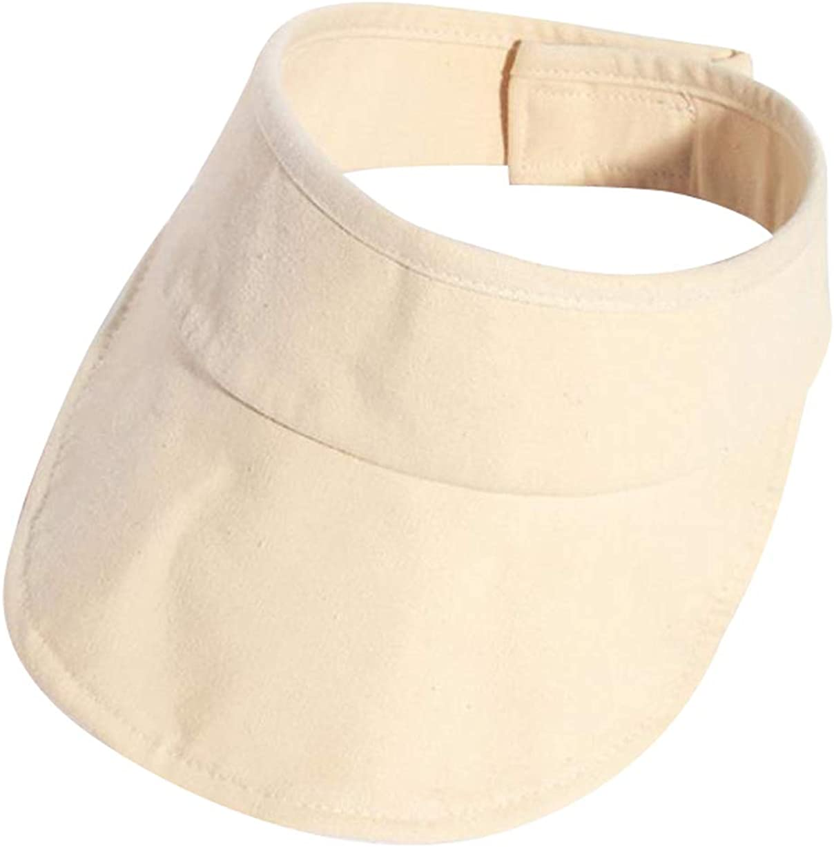 ACVIP Girls Cotton Solid Visor Headwear Active Cap