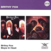 Britny Fox/Boys in Heat by Britny Fox (2009-12-08)