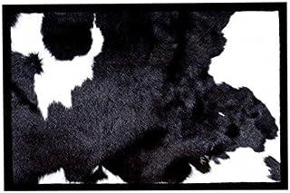 Big Foot Deurmat, Polyester, Multi kleuren, 60 x 40 x 1 cm