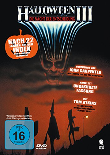 Halloween 3 - Die Nacht der Entscheidung (Uncut)