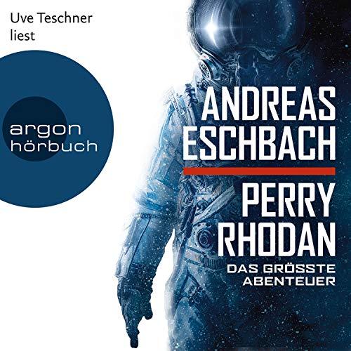 Perry Rhodan - Das größte Abenteuer Titelbild