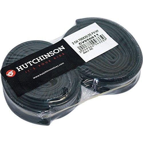 Hutchinson Lot de 2 chambresàair Butyl 27.5x1.70-2.35 Presta