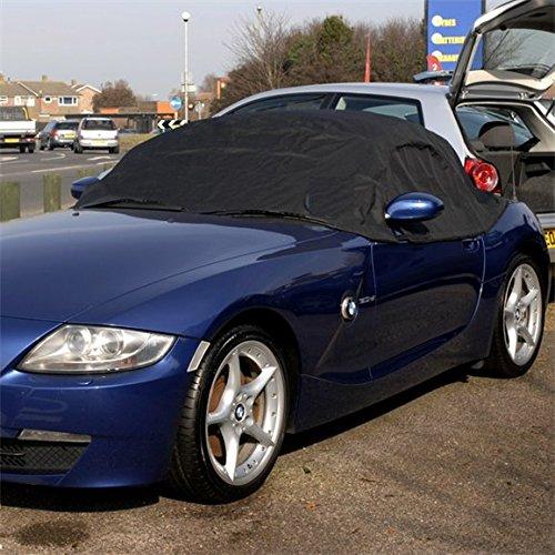 BMW Z4 suave parte superior techo mitad cubierta