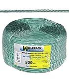 WolfPack 16010285 Cuerda Trenzada Polipropileno...