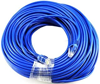 Snagless//Molded Boot PcConnectTM Cat 5e Blue Ethernet Patch Cable 6 inch