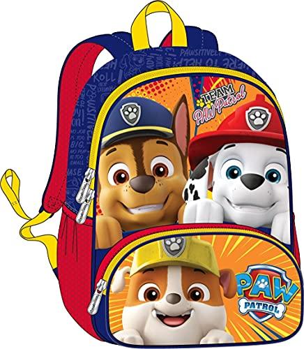 Paw Patrol Backpack Nickelodeon Bag School Supplies