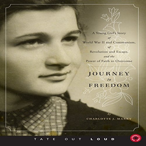 Journey to Freedom audiobook cover art