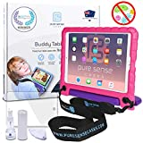 Pure Sense Buddy [ANTI-MICROBIAL KIDS CASE] Child Proof case for iPad Pro 10.5-inch