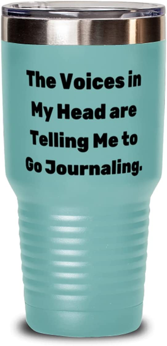 Fun Journaling The Voices in My Head Go Me Journ Telling Bombing free shipping are Now on sale to