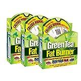 Applied Nutrition Green Tea Fat Burner 30 Soft Gels (Pack of 3)