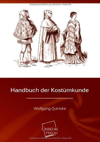 Handbuch der Kostümkunde
