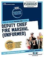 Deputy Chief Fire Marshal (Uniformed)