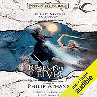 Realms of the Elves: The Last Mythal Anthologies audiobook cover art