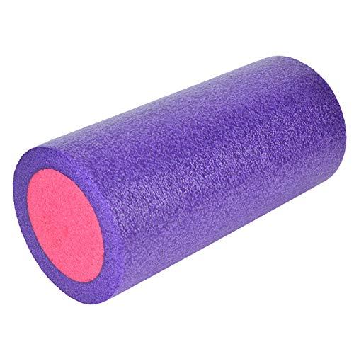 Alvinlite Rodillo de Espuma, Columna de Masaje para aliviar los músculos, Suministros de Ejercicio, masajeador de Tejido Profundo para Dolores de Espalda, músculos(Púrpura)