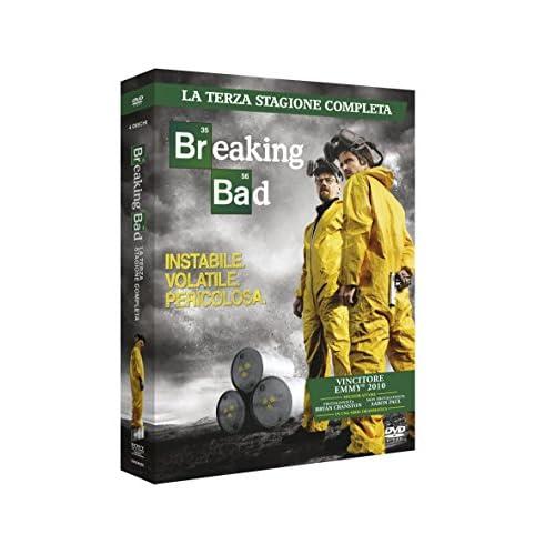 Breaking Bad Stg.3 (Box 4 Dvd)