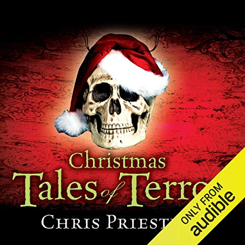 Christmas Tales of Terror audiobook cover art