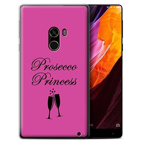 Stuff4 Var voor Prosecco Mode OTH-GC Xiaomi Mi Mix 2 Prosecco Prinses/Glas