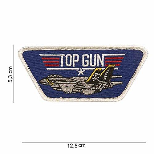 VAN OS Emblem aus Stoff Aufnäher Top Gun Abzeichen