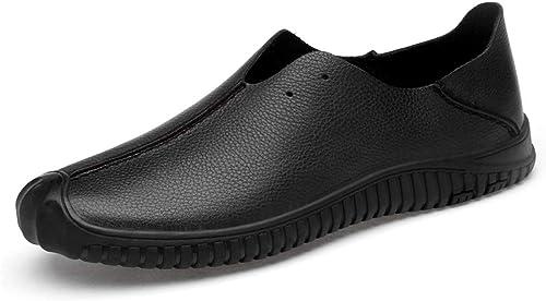 Sandales Sandales Hommes Mocassins Bateau Mocassins Simples Flexible Et Légers (Creux en Option) Confortable  profiter de vos achats