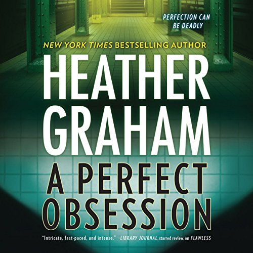 A Perfect Obsession audiobook cover art