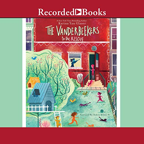The Vanderbeekers to the Rescue cover art