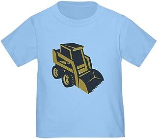 CafePress Skid Steer Digger Truck Toddler Toddler Tshirt