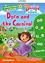 Reading Stars: Level 3: Dora and the Carnival (Learn English with Dora the Explorer)