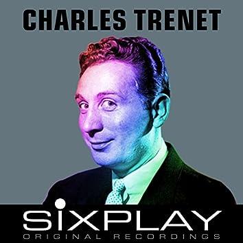 Six Play: Charles Trenet - EP