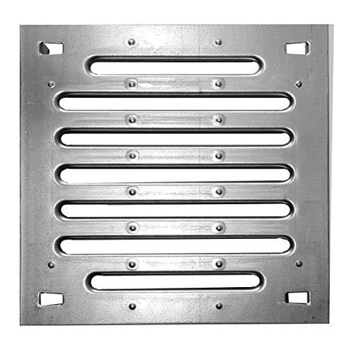 ACO Stegrost für RUG-Self Hofablauf 250x250mm + ACO Hofablauf Hofeinlaufrost