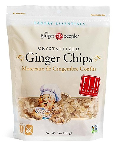 Crystallized Ginger Chips - 2pk - 7oz each