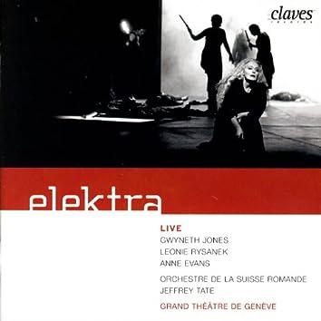 R. Strauss: Elektra Op. 58 (Live Recording, Geneva 1990)