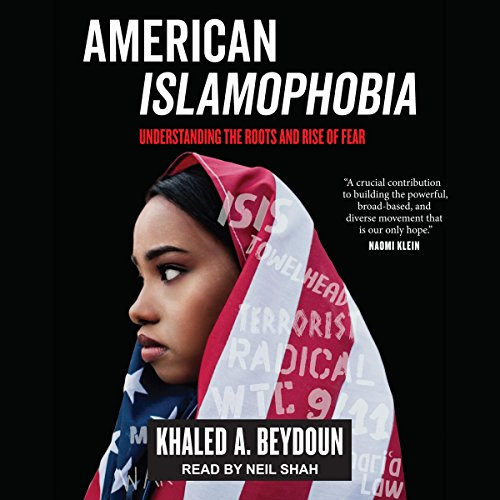 American Islamophobia audiobook cover art