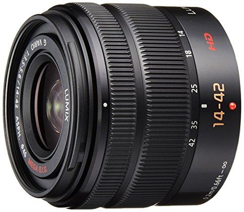 Panasonic LUMIX G Vario 14-42mm / F3.5-5.6 II...