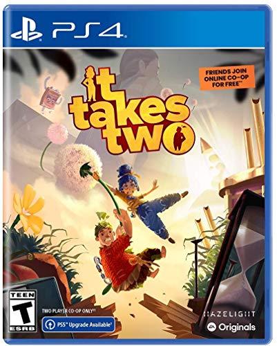 It Takes Two(輸入版:北米)- PS4