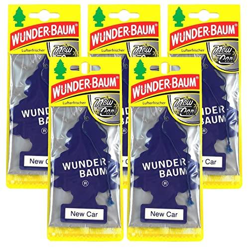Wunderbaum Wunderbaum 5X New Car Orginal Bild