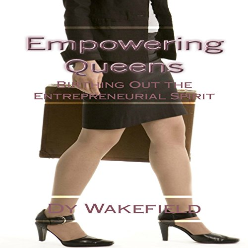 Empowering Queens audiobook cover art