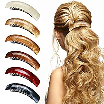 Best barrettes for thick hair Reviews