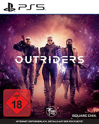 Outriders (Playstation 5)