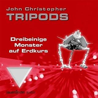 Dreibeinige Monster auf Erdkurs Titelbild