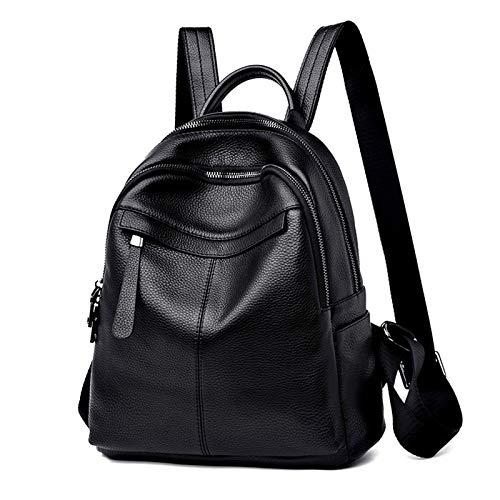 BAFEYU Women Backpack Casual Daypack School Fashion PU Leather Anti-theft Backpacks for Girls